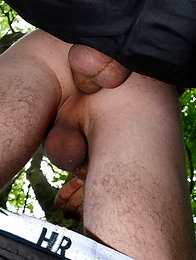 Outdoors: Horny twinks head for the woods for a raw, uncompromising suck & fuck!